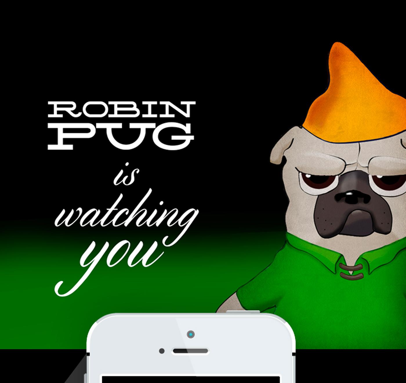 Robin Pug